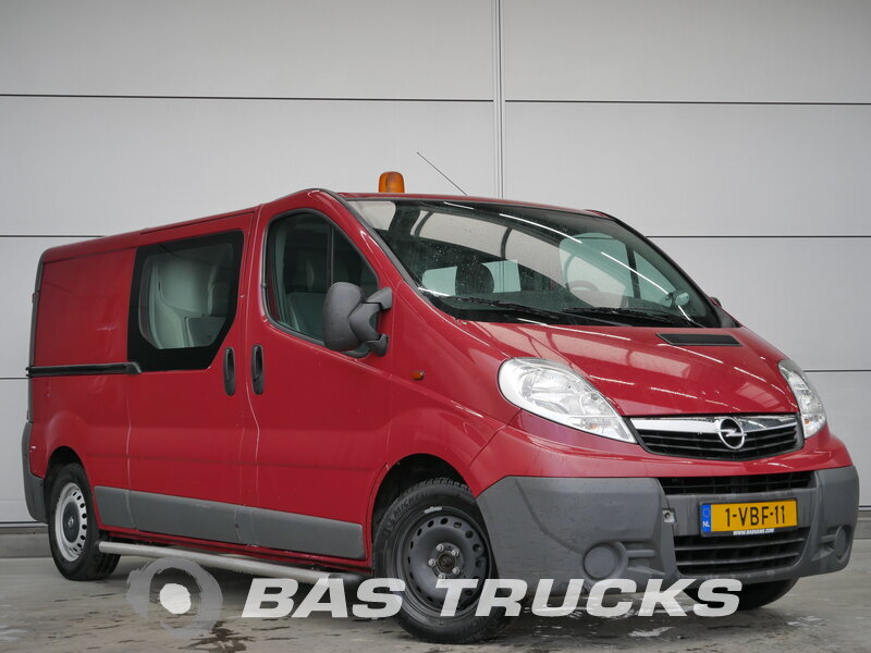 opel vivaro leichte nutzfahrzeuge 6400 bas trucks. Black Bedroom Furniture Sets. Home Design Ideas