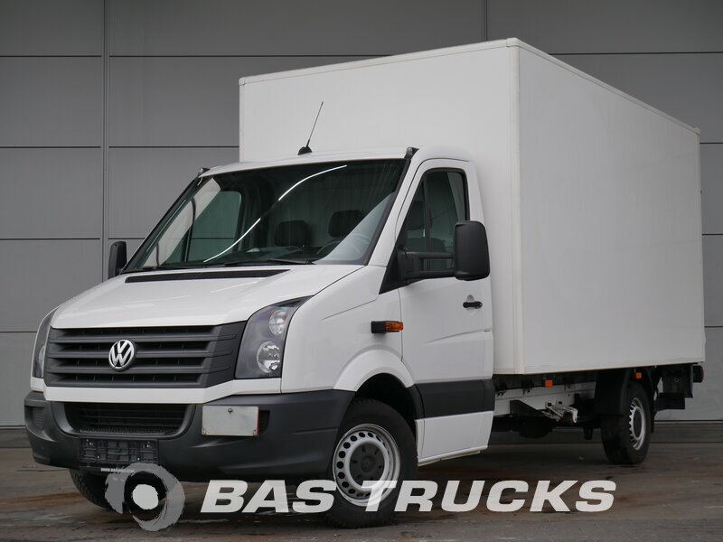 volkswagen crafter leichte nutzfahrzeuge euro 0 17900 bas trucks. Black Bedroom Furniture Sets. Home Design Ideas