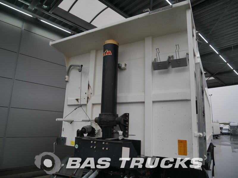Foto van Gebruikt Aanhangwagen Wielton Steelsuspension PS-3W 3 Assen 2013