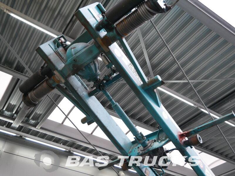 Foto van Gebruikt Bakwagen DAF XF105.410 6X2 2007