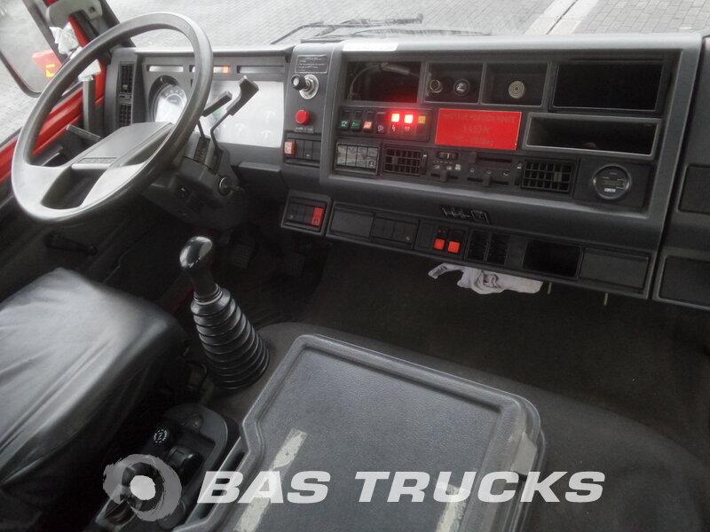 Foto van Gebruikt Bakwagen Renault G300 6X2 1995
