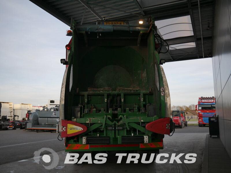 Foto van Gebruikt Bakwagen Scania P280 6X2 2013