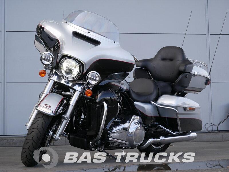 Foto van Gebruikt Diversen Harley Davidson Electra Glide Full Option 2016