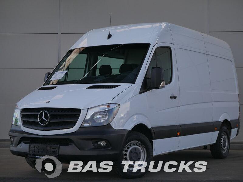 Foto van Gebruikt Lichte bedrijfsauto Mercedes Sprinter 2014
