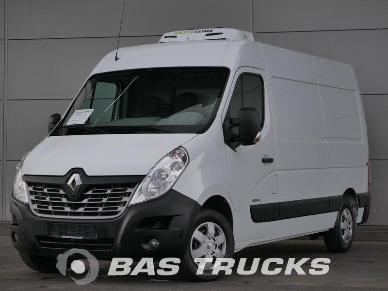 Foto van Gebruikt Lichte bedrijfsauto Renault Master 2014