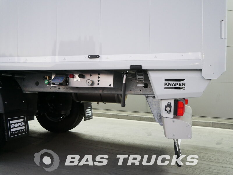 photo of New Semi-trailer Knapen 91m3 Cargo Floor K100 3 Axels