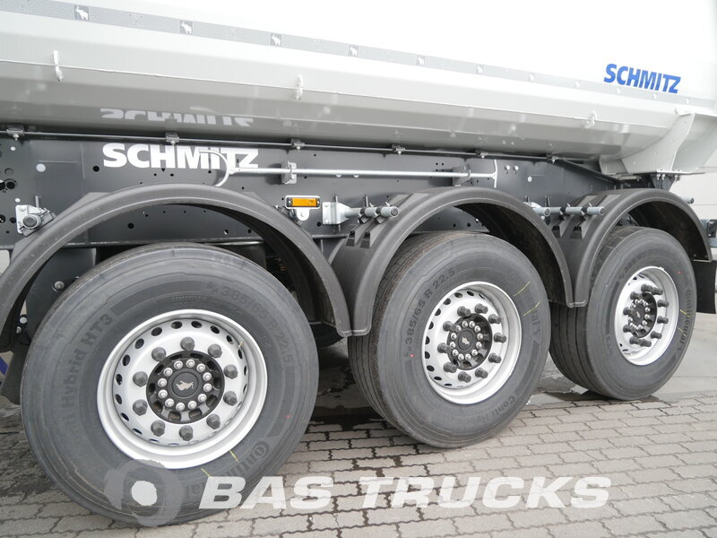 photo of New Semi-trailer Schmitz 24m3 Liftachse SGF*S3 Axels