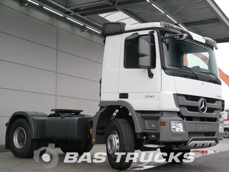 photo of New Tractorhead Mercedes Actros 2141 K 4X2