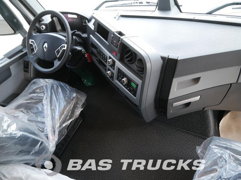 photo of New Tractorhead Renault T 480 Comfort 4X2