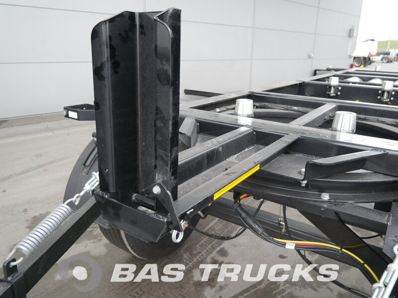 photo of New Trailer CIMC DC02 Axels