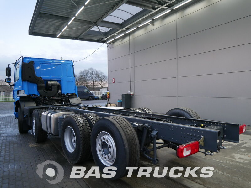 photo of New Truck DAF CF 450 8X2