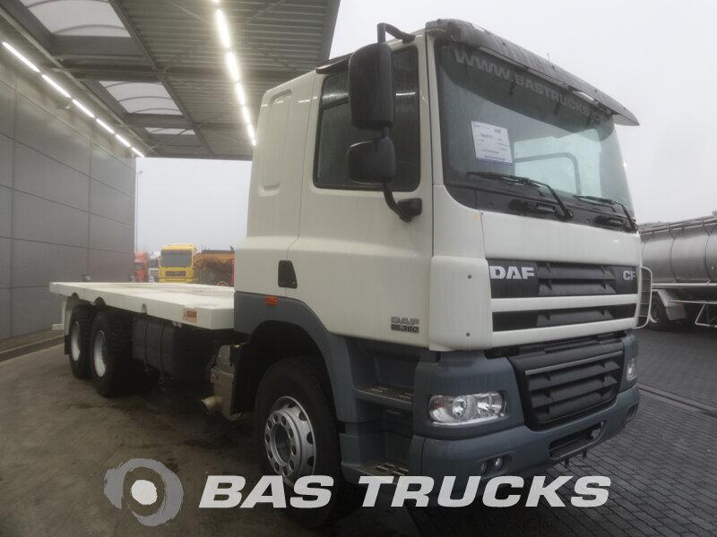 photo of New Truck DAF CF85.360 6X4