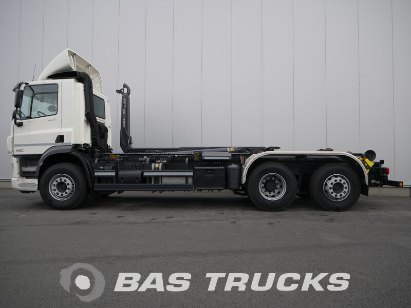 photo of New Truck DAF FAN CF 400 DC BTS PCC - Meiller Abrollkipper RS 21.70 6X2