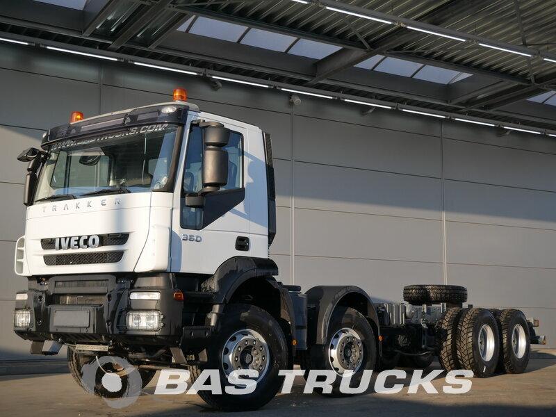 photo of New Truck IVECO Trakker AD320S36 8X4