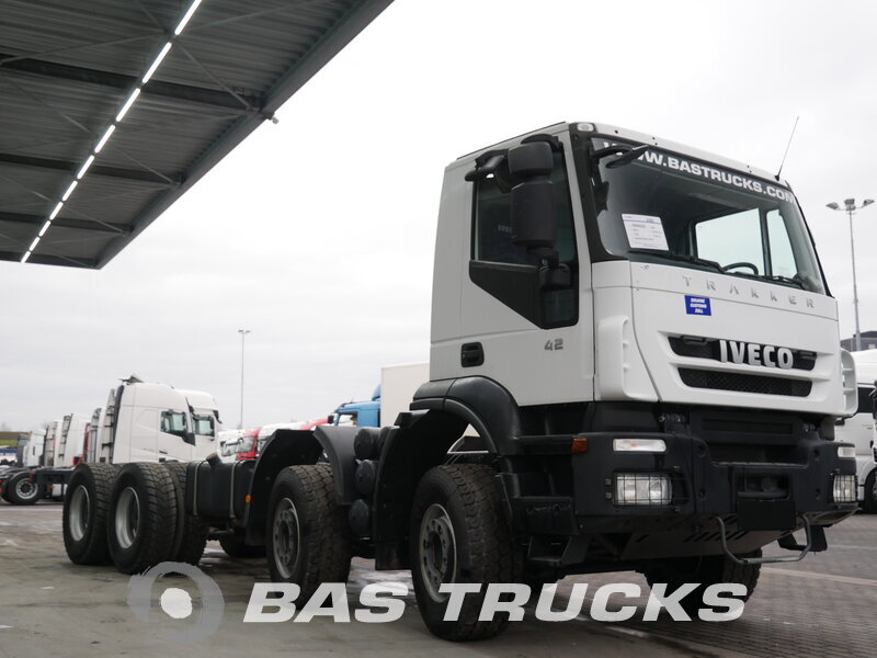 photo of New Truck IVECO Trakker AD410T42 8X4