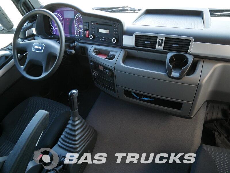photo of New Truck MAN TGS 41.400 M 8X4