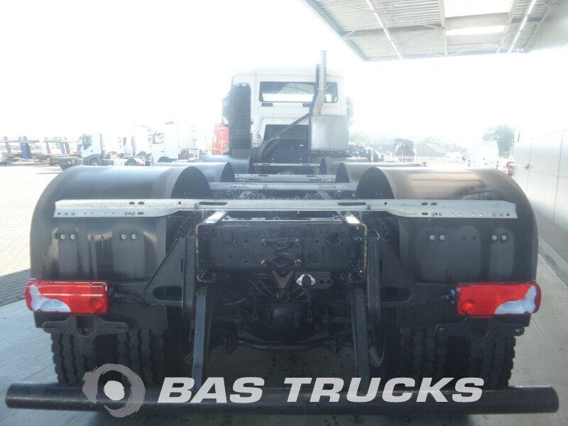 photo of New Truck MAN TGS 41.480 M RHD 8X4