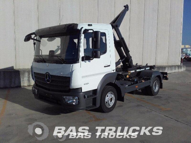 photo of New Truck Mercedes Atego 1021 K 4X2