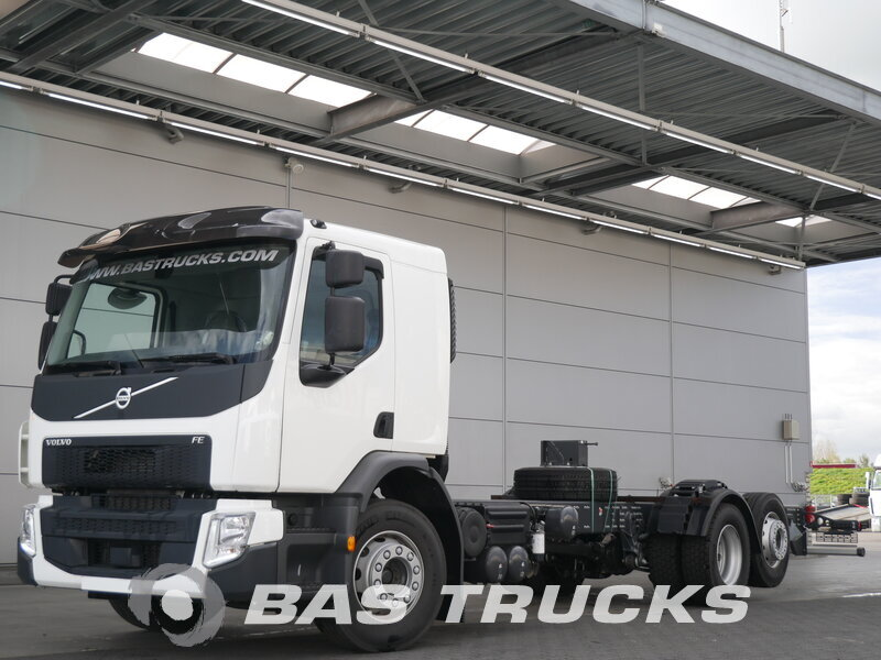 photo of New Truck Volvo FE 320 6X2