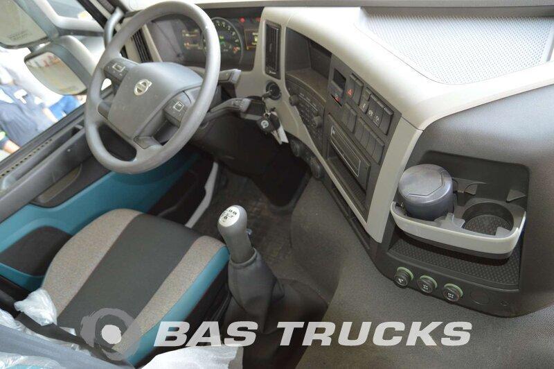 photo of New Truck Volvo FM 400 8X4
