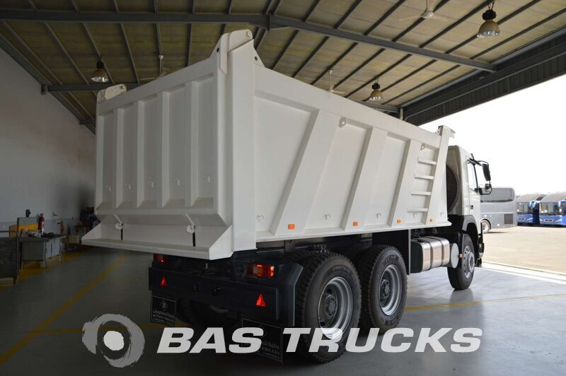 photo of New Truck Volvo FMX 400 6X4