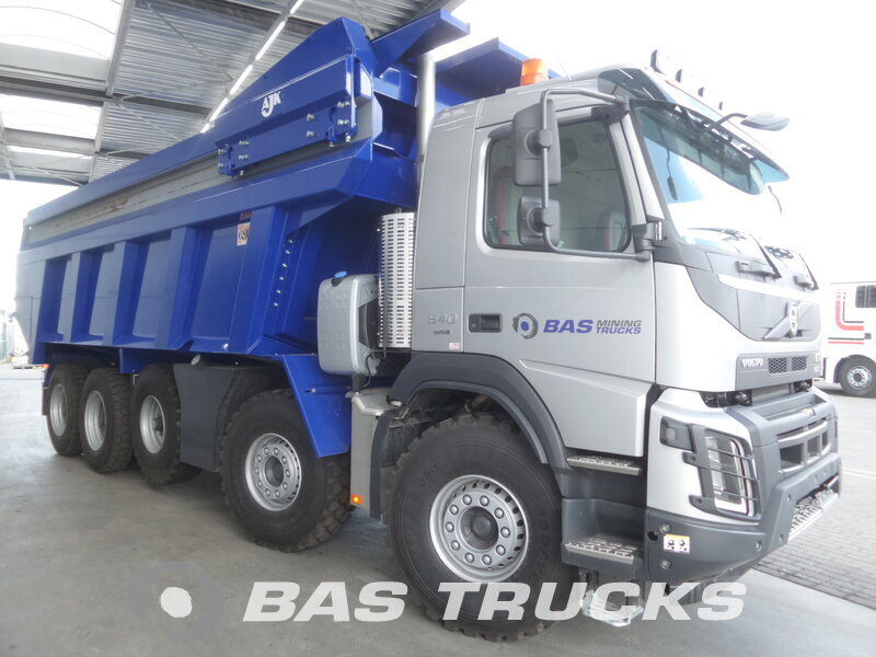 photo of New Truck Volvo FMX 540 10X4