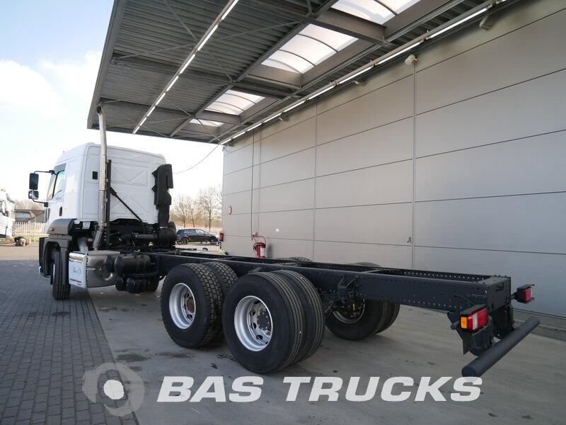 Foto van Nieuw Bakwagen Ford Cargo 2533 HR 6X2