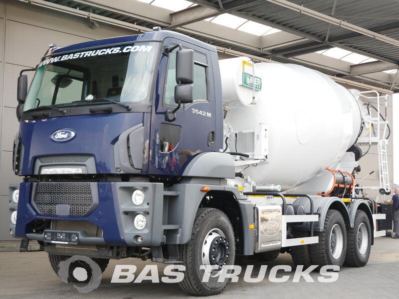 Foto van Nieuw Bakwagen Ford Cargo 3542 M 6X4