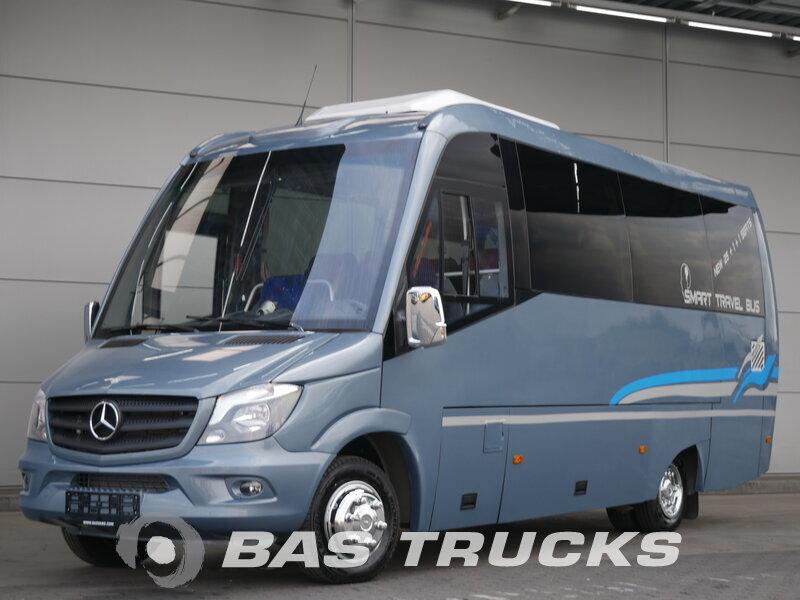 mercedes sprinter 519 autobus euro 6 75400 bas trucks. Black Bedroom Furniture Sets. Home Design Ideas