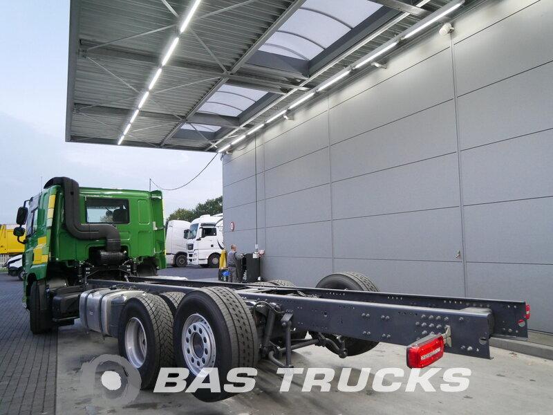 photo de Nouveau Camion DAF CF 440 Unfall Fahrbereit 6X2