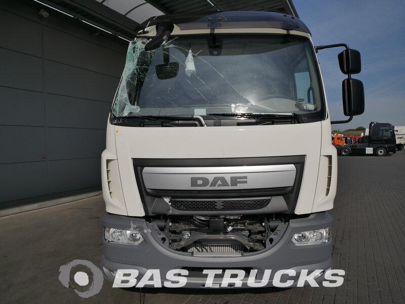 photo de Nouveau Camion DAF LF 290 Unfall 4X2