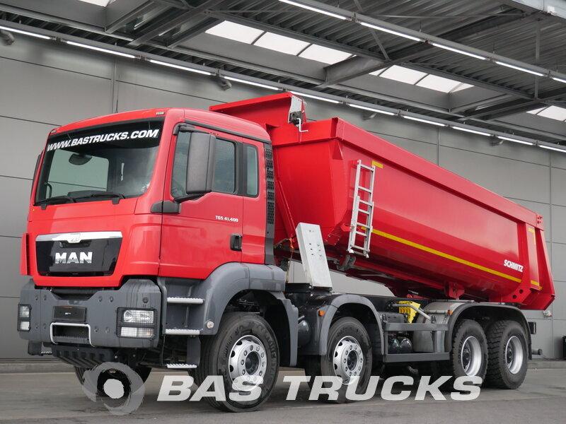 photo de Nouveau Camion MAN TGS 41.400 M 8X4
