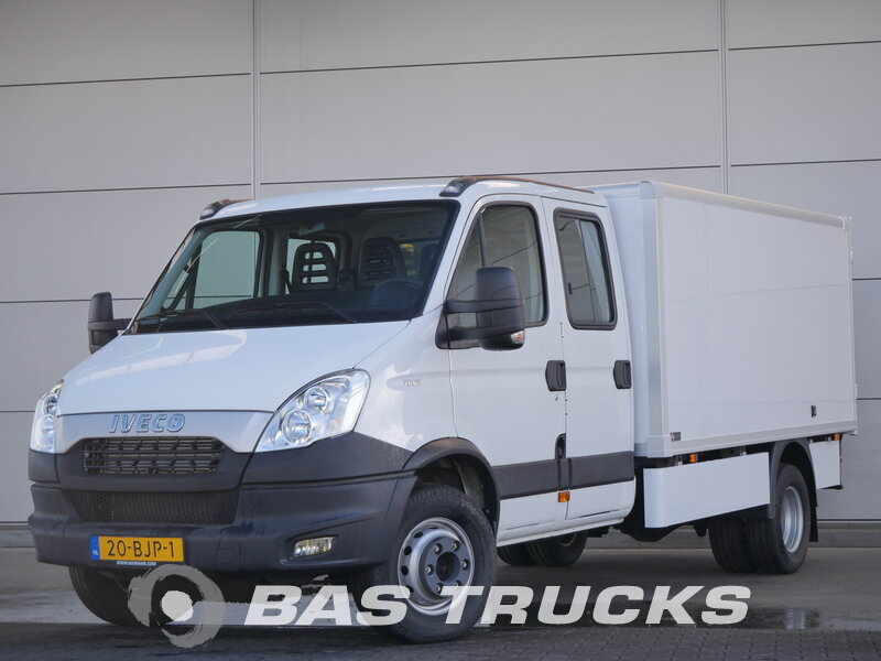 photo de Nouveau LCV Iveco Daily