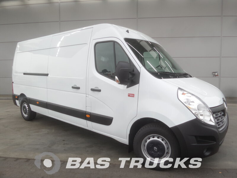 photo de Nouveau LCV Renault Master