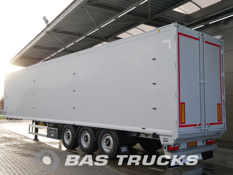 photo de Nouveau Semi-remorques Knapen 91m3 Walkingfloor K100 3 Essieux