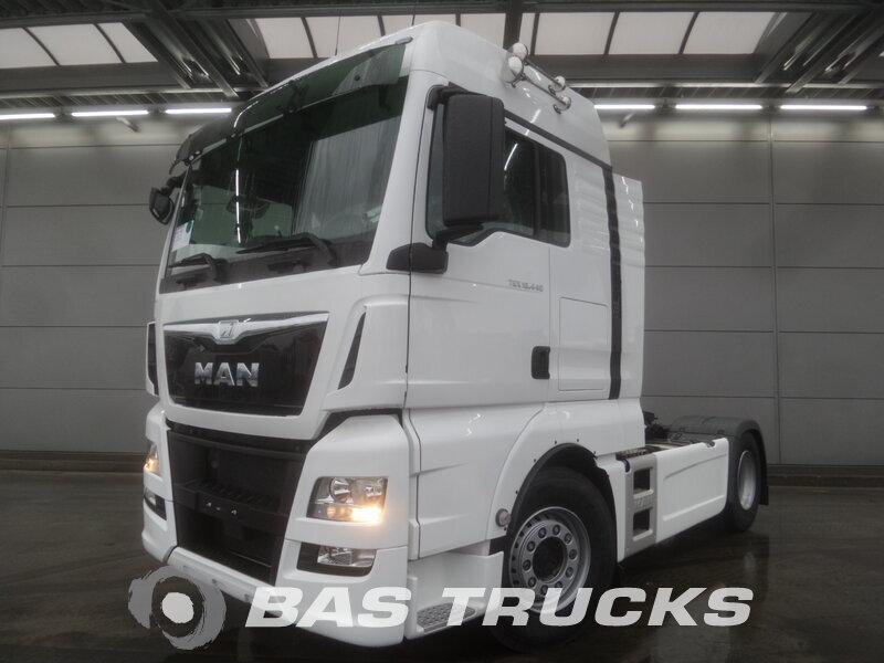 photo de Nouveau Tracteur MAN TGX 18.440 XLX 4X2