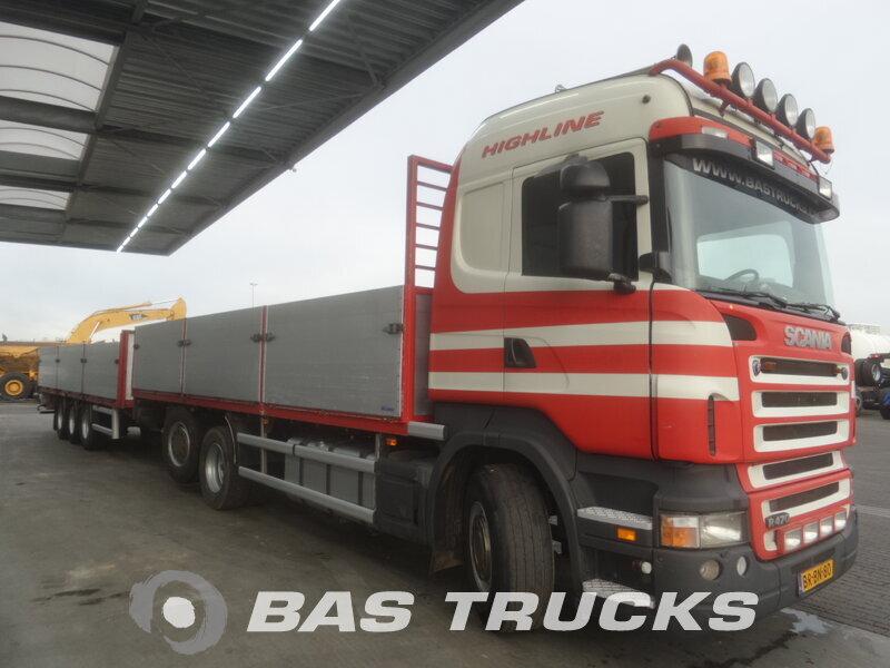 photo de Occasion  Camion + Remorque Scania R470 6X2 2005