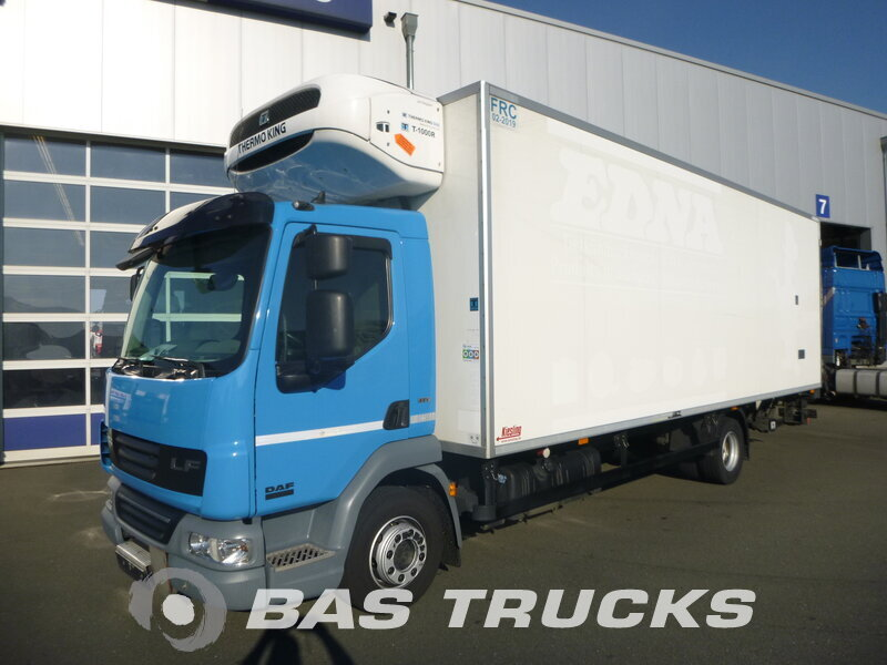 photo de Occasion  Camion DAF LF45.220 Manual-EEV-Dortmund-DE 4X2 2013
