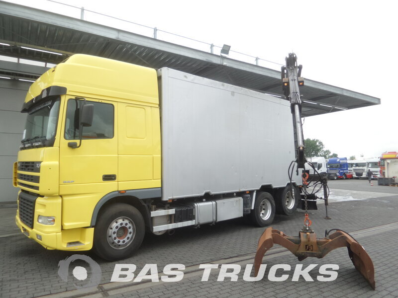 photo de Occasion  Camion DAF XF95.480 SSC 6X2 2006