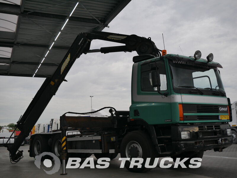 photo de Occasion  Camion Ginaf M 3233-S 6X4 1999