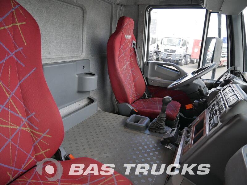 photo de Occasion  Camion IVECO 190S270 4X2 2004