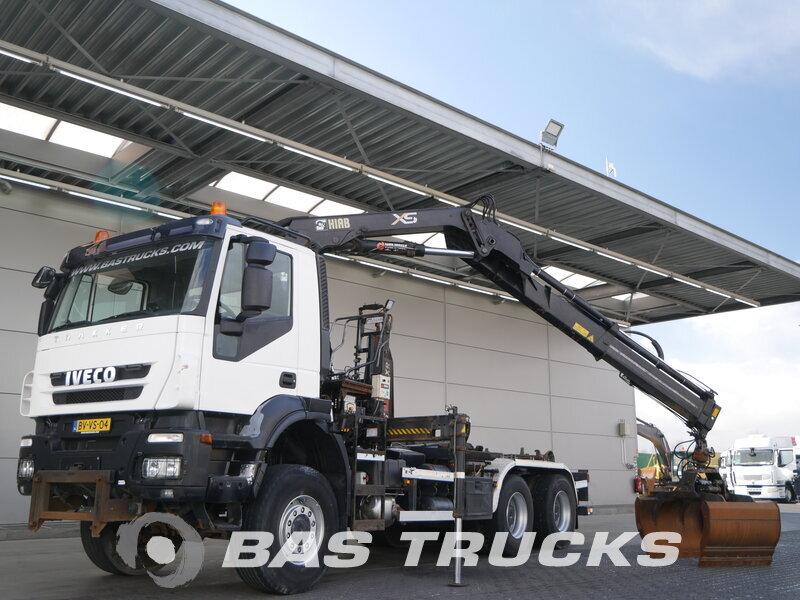photo de Occasion  Camion IVECO Trakker AD380T41 6X6 2009