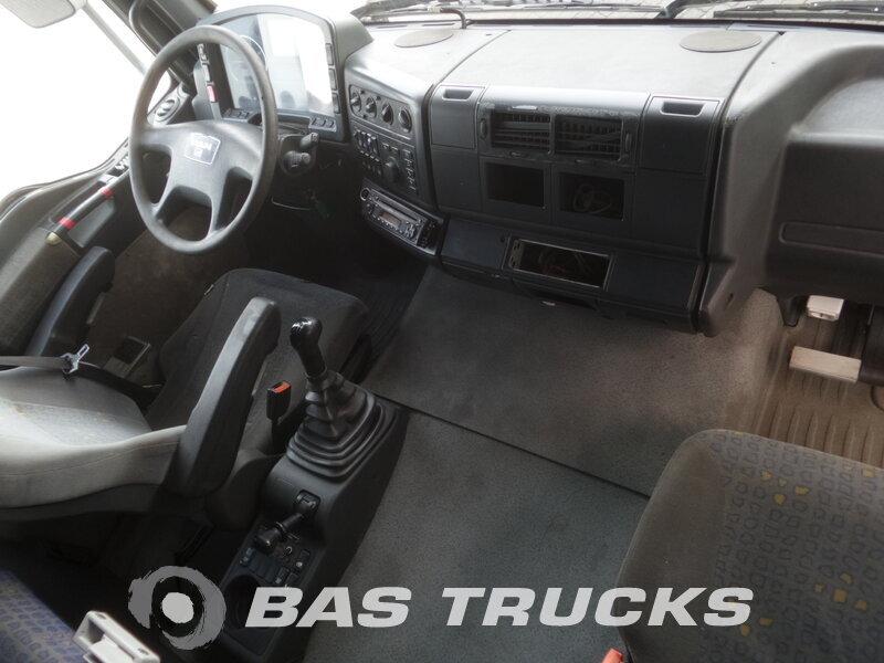 photo de Occasion  Camion MAN TGA 18.480 LX 4X2 2004