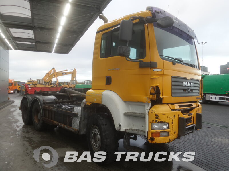 photo de Occasion  Camion MAN TGA 26.320 M 6X4 2008