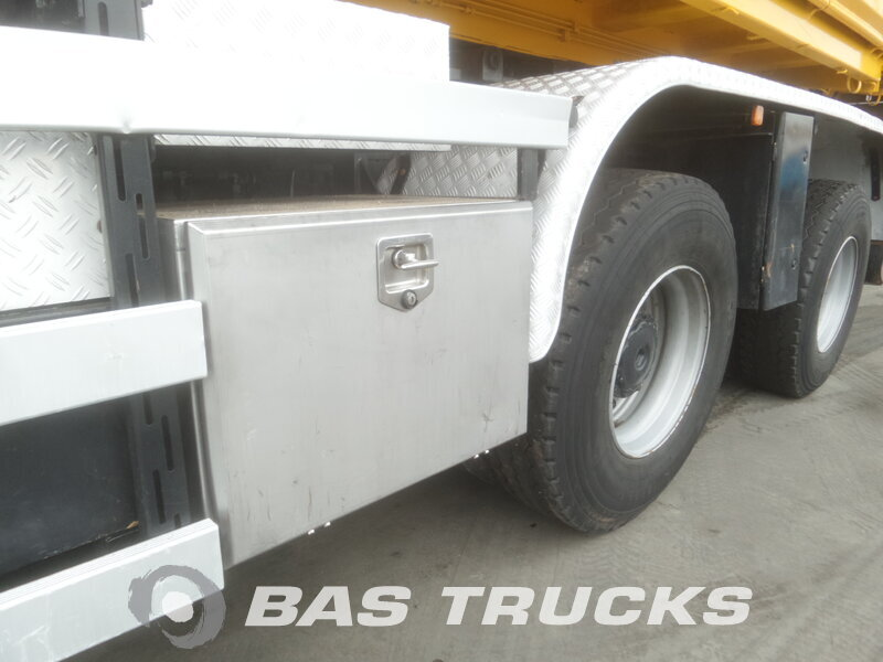photo de Occasion  Camion MAN TGA 26.390 M 6X6 2006