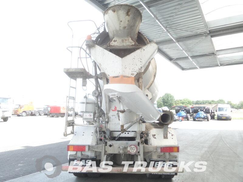 photo de Occasion  Camion MAN TGA 32.360 M 8X4 2005