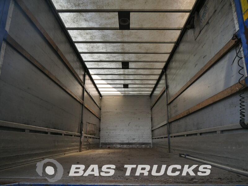 photo de Occasion  Camion MAN TGM 18.280 L 4X2 2007