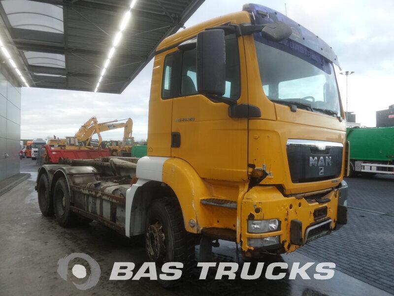photo de Occasion  Camion MAN TGS 26.320 M 6X4 2009