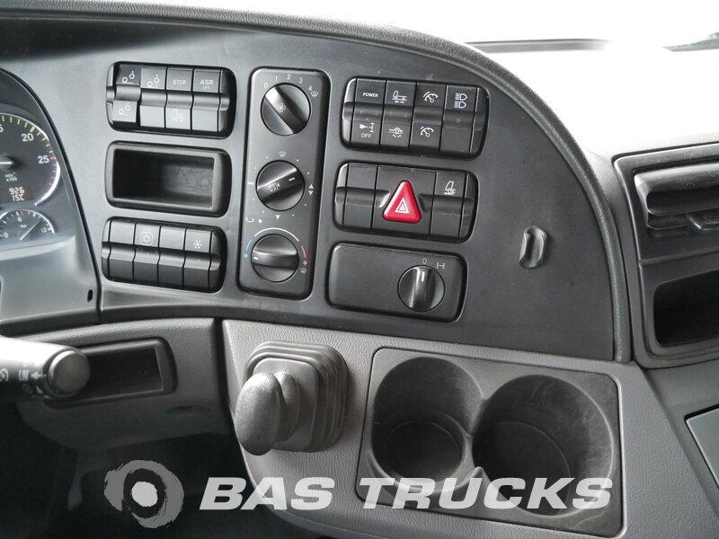 photo de Occasion  Camion Mercedes 2546 L 6X2 2011