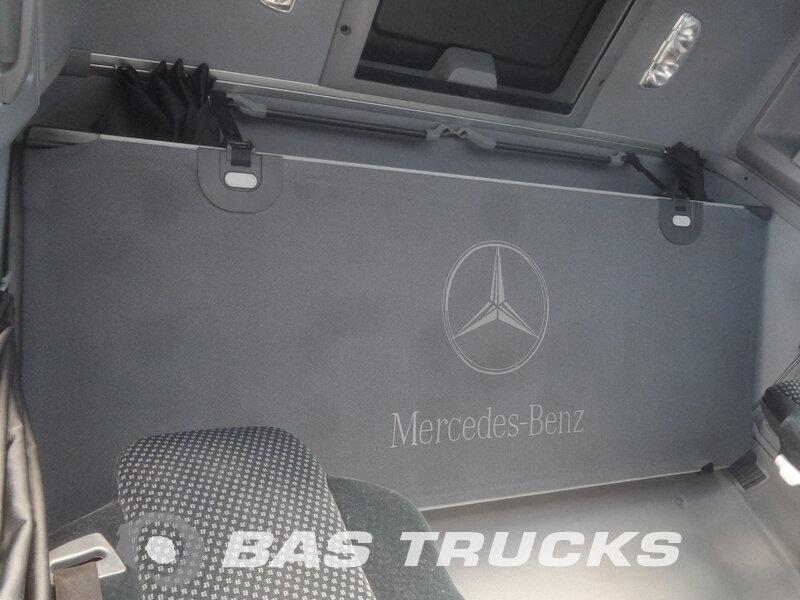 photo de Occasion  Camion Mercedes Actros 2546 L 6X2 2012